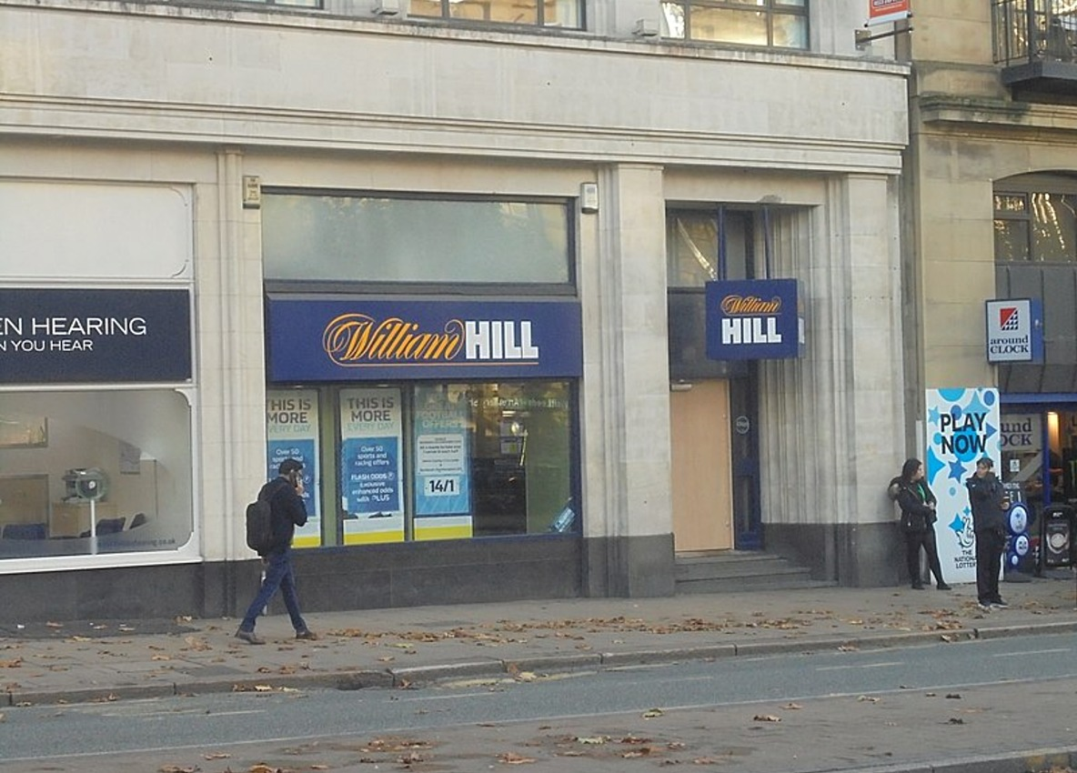 Wiliam Hill Bookmakers