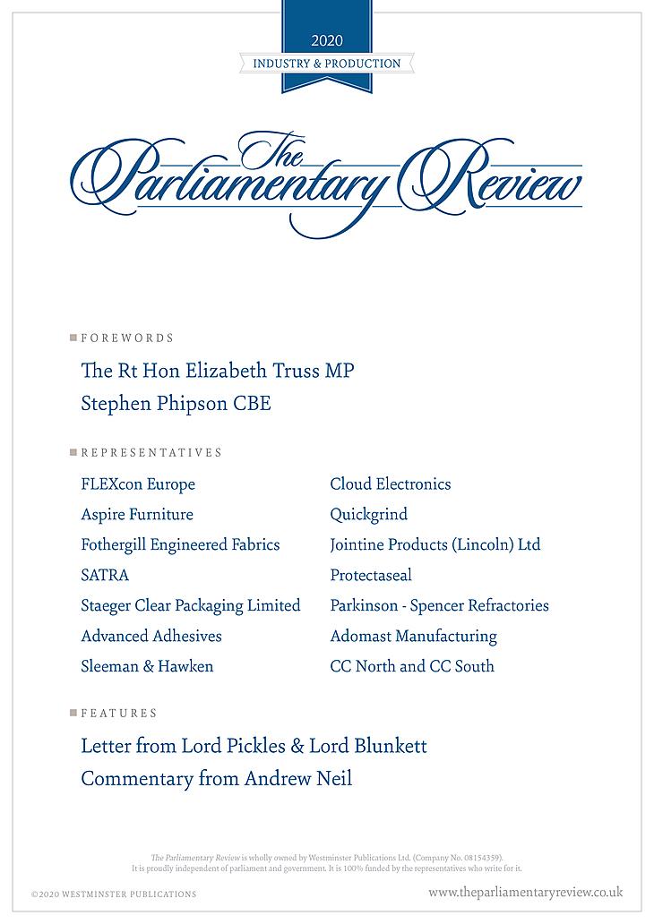 Industry & Publication